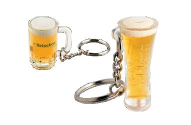 Portachiavi Beer