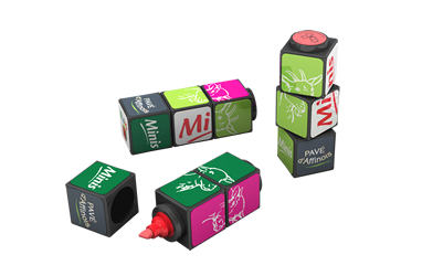 Evidenziatore Rubik