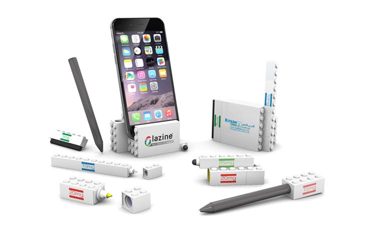 6 pcs Phone stand set - Olazine