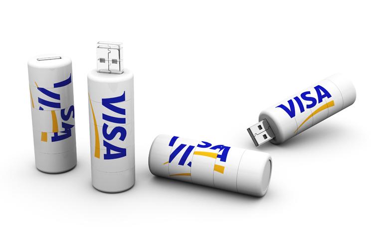 Secret USB - VISA