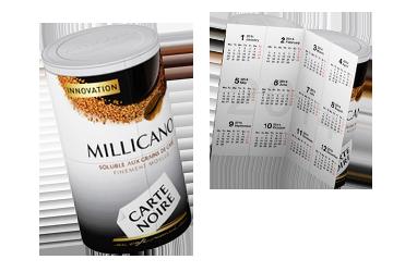 Magic Can Calendar