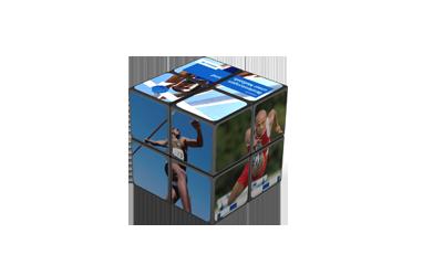 Cubo di Rubik 2×2 (57mm)