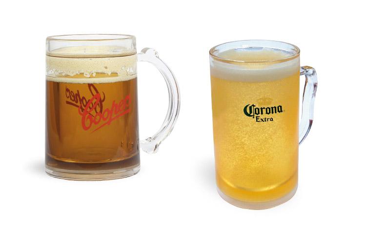 Aqua Beer Mug
