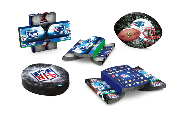 magic oval disk nfl