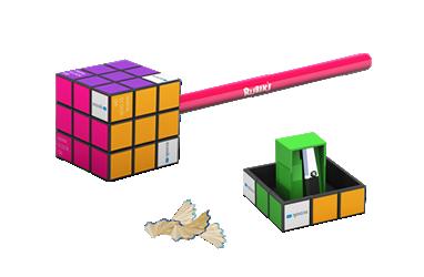 Temperamatite Rubik