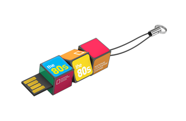 Mini USB Rubik