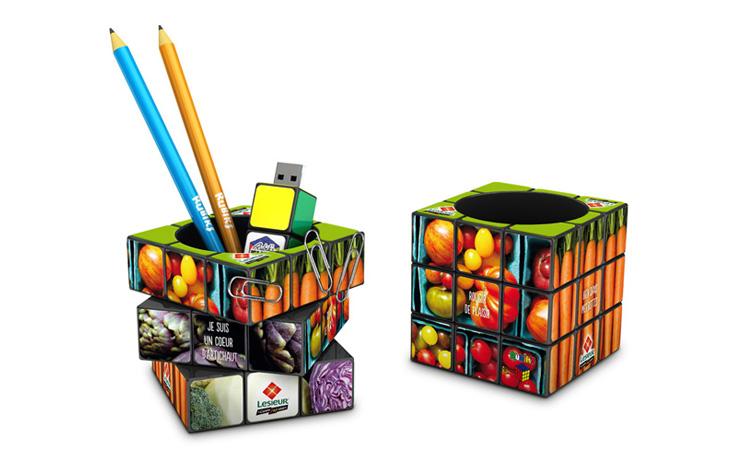Rubik's Pen Pot - Lesieur