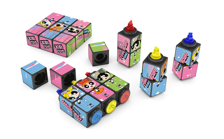 Rubik's Highlighter - PPG