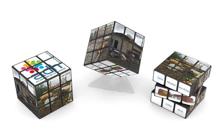 Rubik's 3x3 - ADH