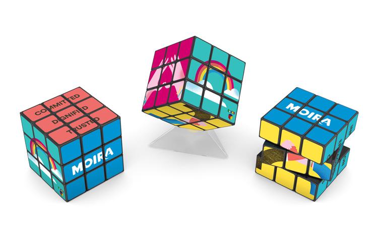 Rubik's 3x3 - Moira