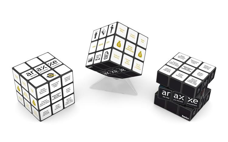 Rubik's 3x3 - araxxe