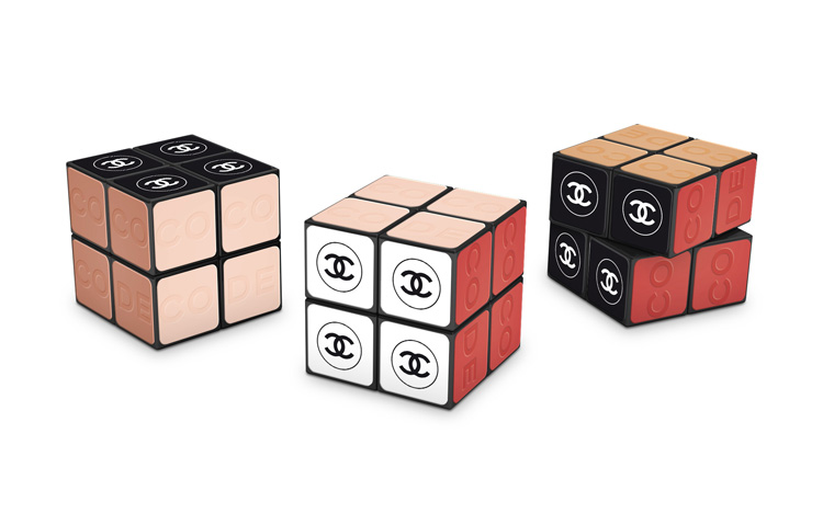 Rubik's 2x2 - CHANEL