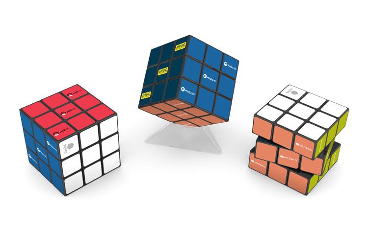 Rubik's 3x3 - RedHat