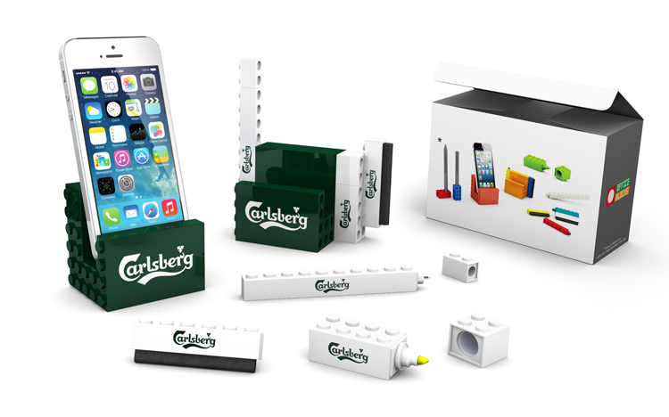 Stationary set - Carlsberg