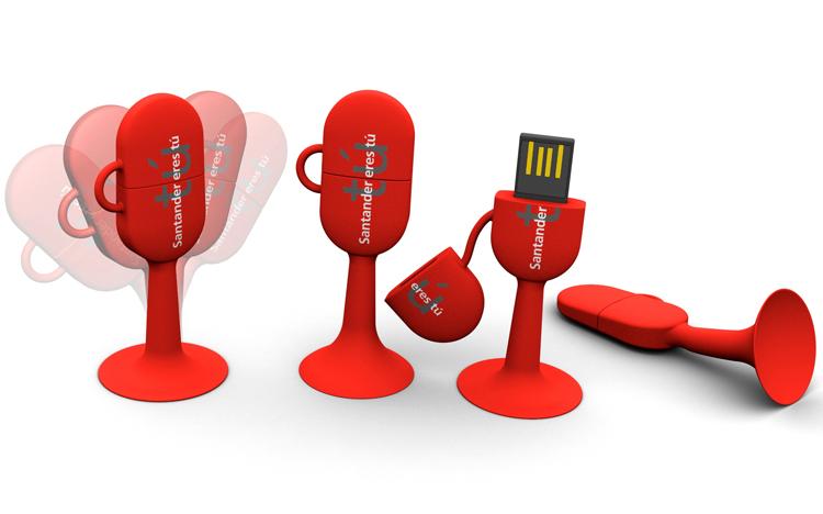 Silly USB - Santander