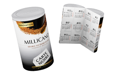 Magic Can Calendar