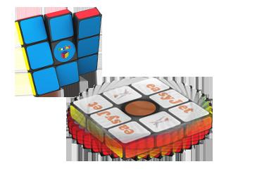 Rubik Spinner