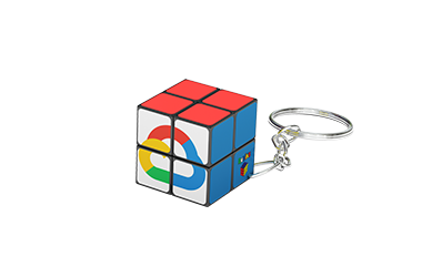 Rubik 2×2 Portachiavi (24mm)